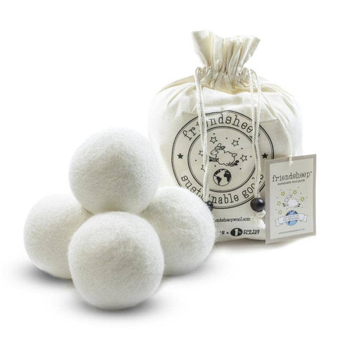eco dryer ball set WHITE