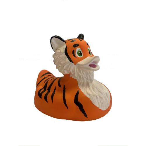 large rubber duck TIGER