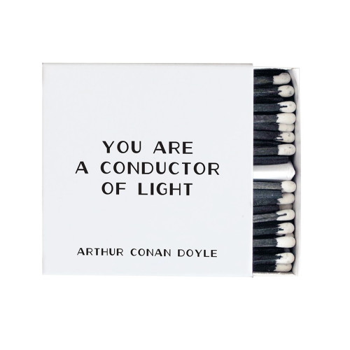 matches CONDUCTOR OF LIGHT