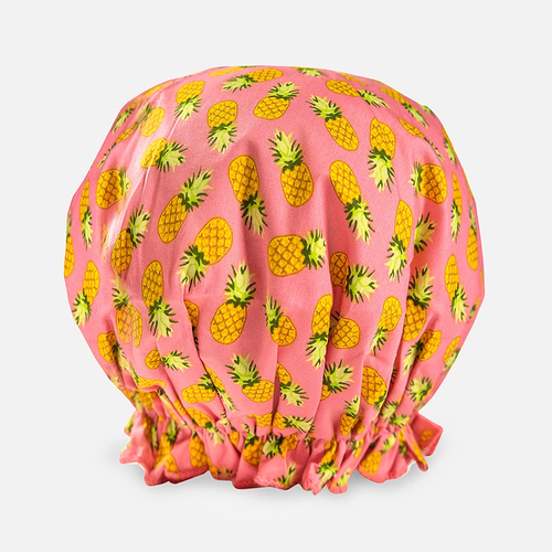 shower cap PINEAPPLES