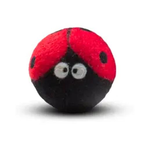 eco dryer ball LADYBUG