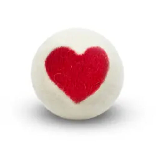 eco dryer ball RED HEART