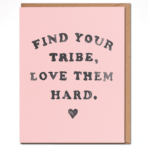 daydream card FIND YOUR TRIBE
