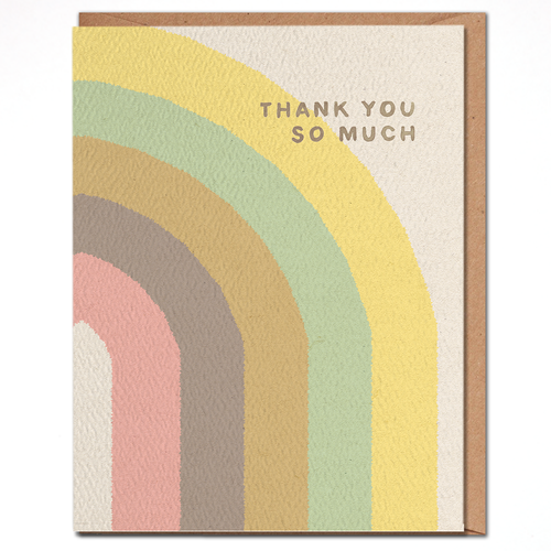daydream card THANK YOU SO MUCH