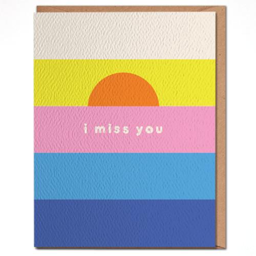 daydream card I MISS YOU