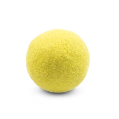 eco dryer ball YELLOW