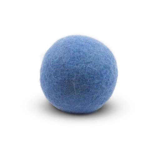 eco dryer ball FRENCH BLUE