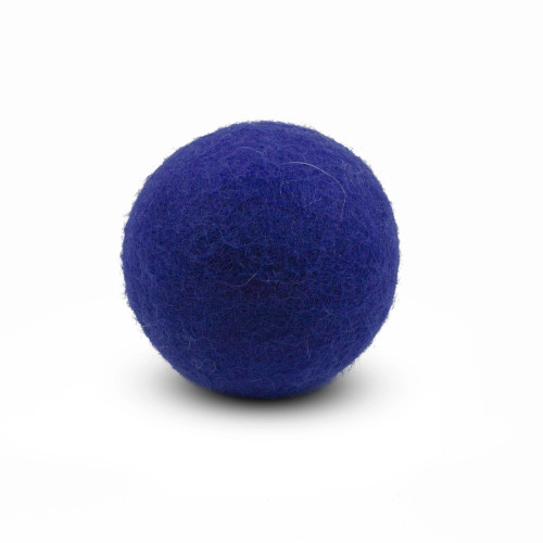 eco dryer ball ELECTRIC BLUE