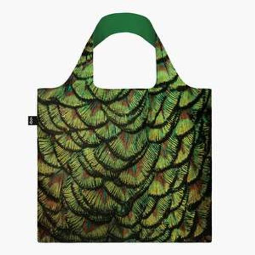 shopping bag INDIAN PEAFOWL