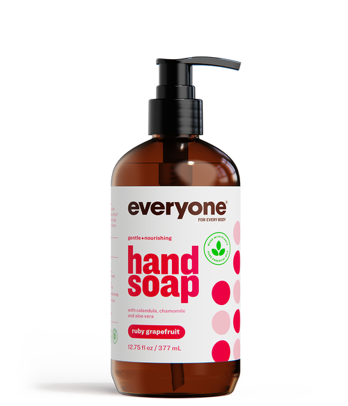 liquid hand soap RUBY GRAPEFRUIT