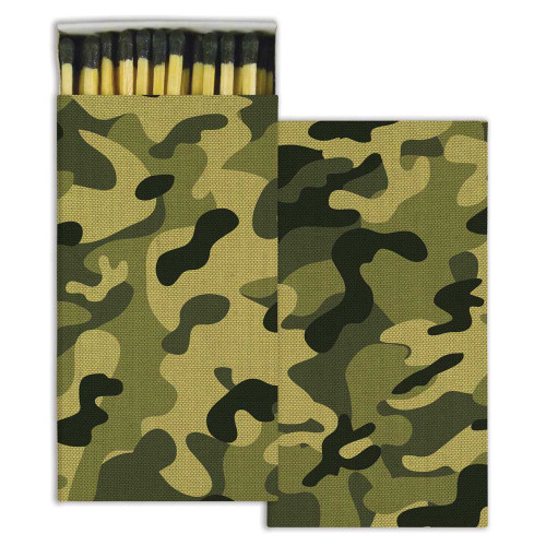 matches CAMOUFLAGE