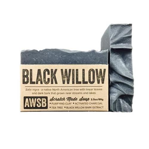 wild soap BLACK WILLOW