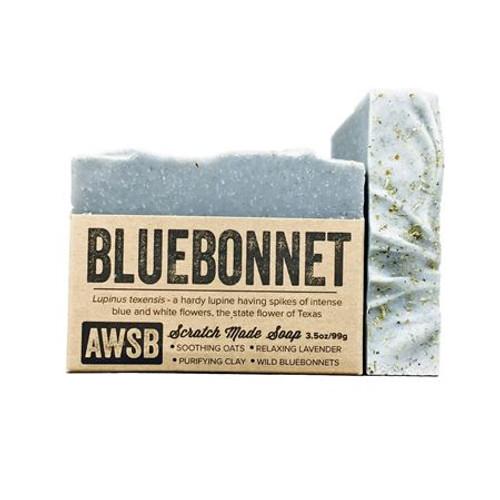 wild soap BLUEBONNET