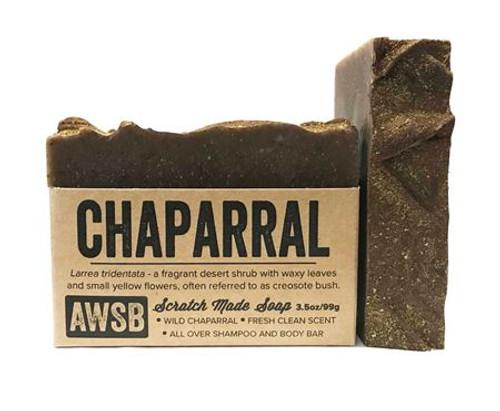 wild soap CHAPARRAL
