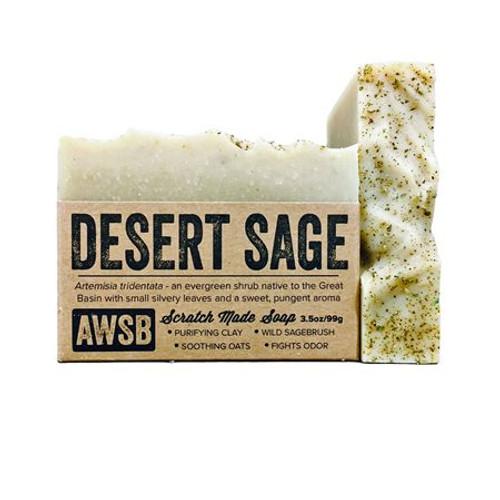 wild soap DESERT SAGE