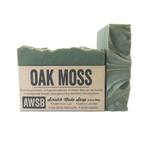 wild soap OAKMOSS
