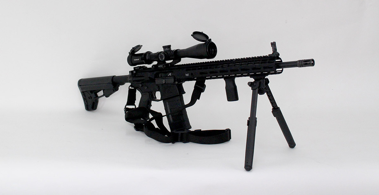 "Aero Precision AR-10 Battle Rifle Kit - 18"" barrel .308"