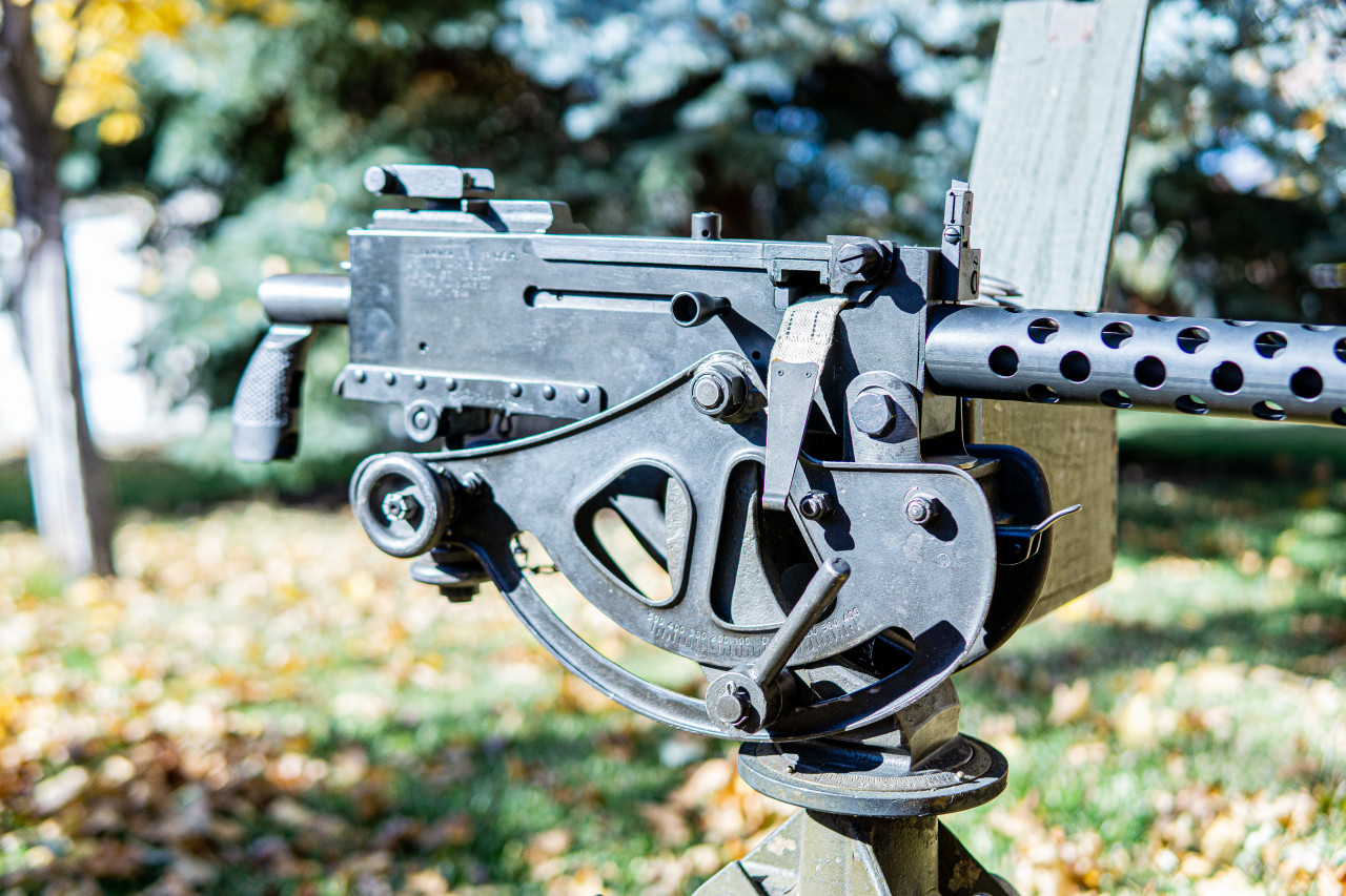 Browning 1919A4 30.06