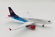 Inflight 200 Slovak Government Flight Service OM-BYK with stand Scale 1/200 IF319SG0521