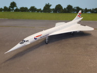 """Gemini 200 British Airways Concorde G-BOAF Scale 1/200 G2BAW665 """"CLICK TO SEE MORE"""""""