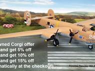 Corgi offer shop today
