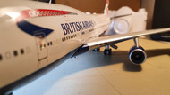 A review of a ARD200 British Airways Boeing 747-400 Scale 1/200 ARDBA05