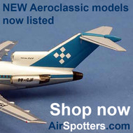 New Aeroclassics models now listed for end of July 2021