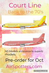 Court Line models now announced in 1/400