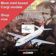 Older Corgi models now listed at Airspotters.com