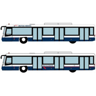 GSE Review: 400 Scale Airport Buses & Fantasy Wings COBUS 3000