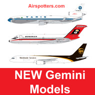 NEW Gemini Jet models now ready to be pre-order at Airspotters.com