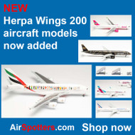 NEW Herpa models now listed for pre-order and due December 2021