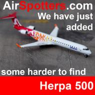Herpa 500 models