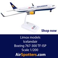 Limox Icelandair 767 Scale 1/200