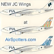 NEW JC WINGS models added