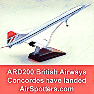 ARD200 Concordes have now arrived into stock