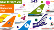 NEW Inflight 200 models now added for Pre-order