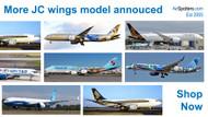 More JC wings model due in August 2020