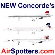 ARD200 British Airways Concordes due in October 2021