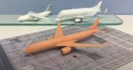 First Look: New NG Models A350-900 Mould Sample