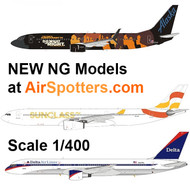 NEW NG Models listed for August 2021