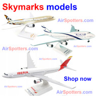 NEW Skymarks due this month at Airspotters.com