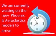 Phoenix and Aeroclassics updates