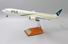 JC Wings PIA Boeing 777-300ER AP-BID with stand Scale 1/200 JCLH2039
