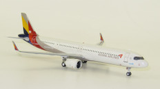 Inflight 200 Asiana Airlines Airbus A321 Neo HL8364 with stand Scale 1/200 IF321OZ0920