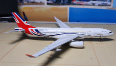 Gemini Macs Royal Air Force Voyager A330 United Kingdom Fly the Flag ZZ336 Scale 1/400 GMRAF102