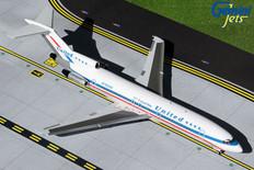 Gemini 200 United Boeing 727-200 N7620U Scale 1/200 G2UAL346