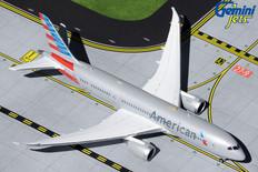 Gemini Jets American Airlines Boeing 787-8 Dreamliner N802AN Scale 1/400 GJAAL1867