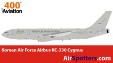 Aviation 400 Korean Air Force Airbus KC-330 Cygnus19-004 with stand Scale 1/400 AV4MRTT06