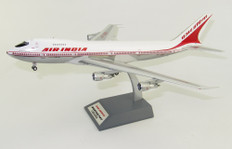 Inflight 200 Air India Boeing 747-237B  VT-EBO with stand Scale 1/200 IF7420820P